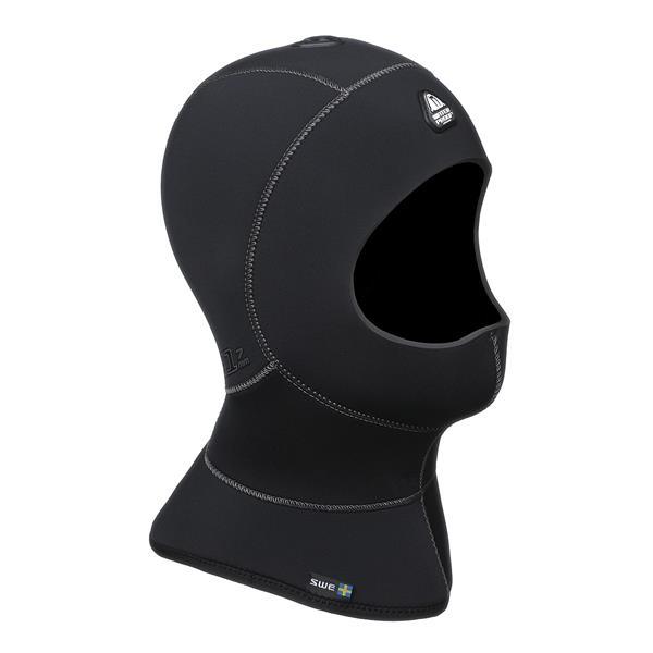 Waterproof H1 5/7mm Haube mit Entlüftungssystem - Kopfhaube mit Kragen