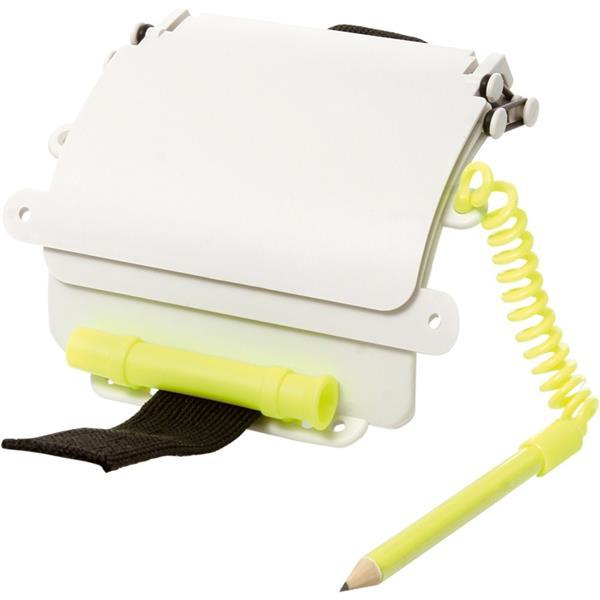 Seac Sub Schreibtafel klappbar mit elastischer Halterung