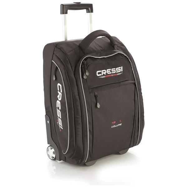 Cressi Tauchtrolley Vuelo 43l - mit 2,8kg ultraleicht