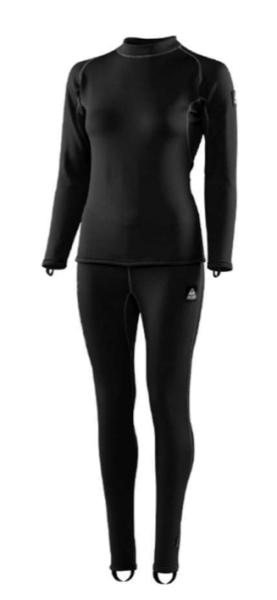 Waterproof Body 2X Hose Damen - Fleece-Unterzieher