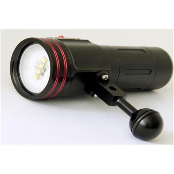 RIFF TL-MLV - leuchtstarke Videoleuchte mit Weiss-, Rot- und Blaulicht