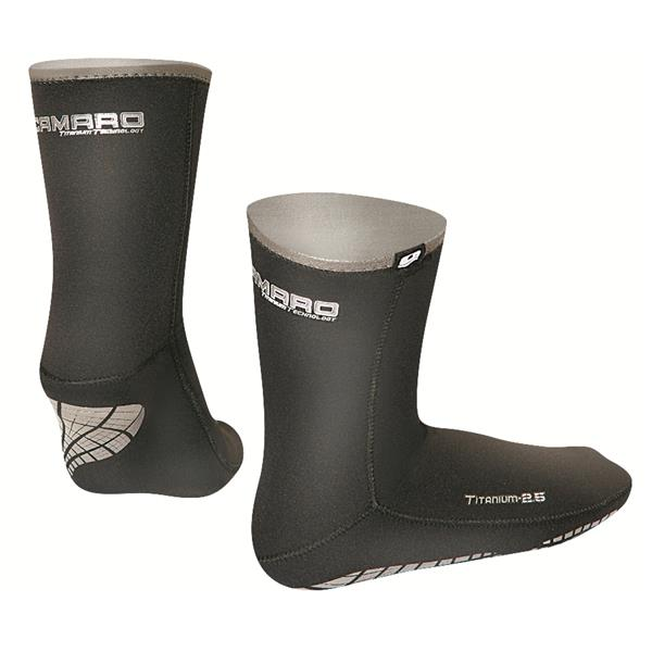 Camaro Titanium Thermo Socks 2,5mm