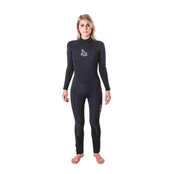 Xcel Thermoflex QD 5/4/3mm Women - Damentauchanzug
