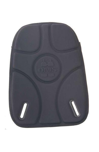 OMS Back Pad New mit integrierten Trim Weight Pockets