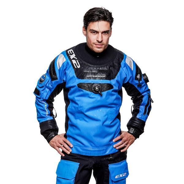 Waterproof EX2 Man Blue