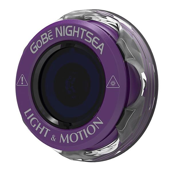 Light&Motion GoBe Nightsea LED Kopf