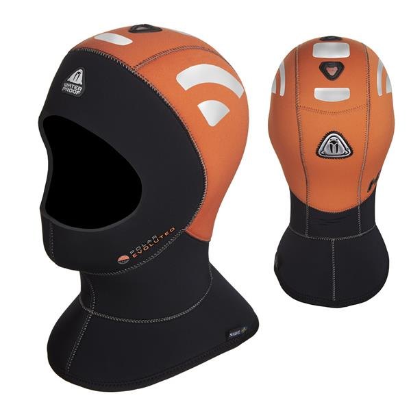 Waterproof 5/10mm High Visibility Hood Polar Evoluted