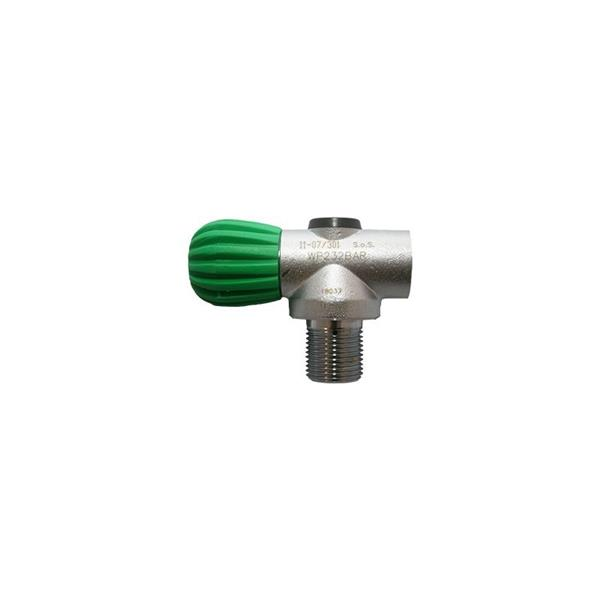 BTS Rebreather Ventil 230 Bar Nitrox M26/2