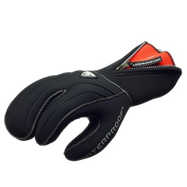 Waterproof Tauchhandschuh G1 7mm 3-Finger mit Reissverschluss
