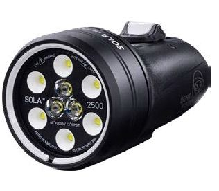 Light&Motion SOLA Video 2500 S/F