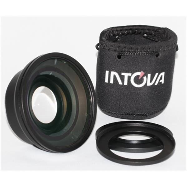 Intova Weitwinkelobjektiv für Unterwasser-Kamera IC-14 (67/52mm, 67/46mm)