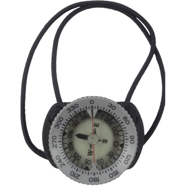 DIRZONE Kompass und Bungee-Halterung