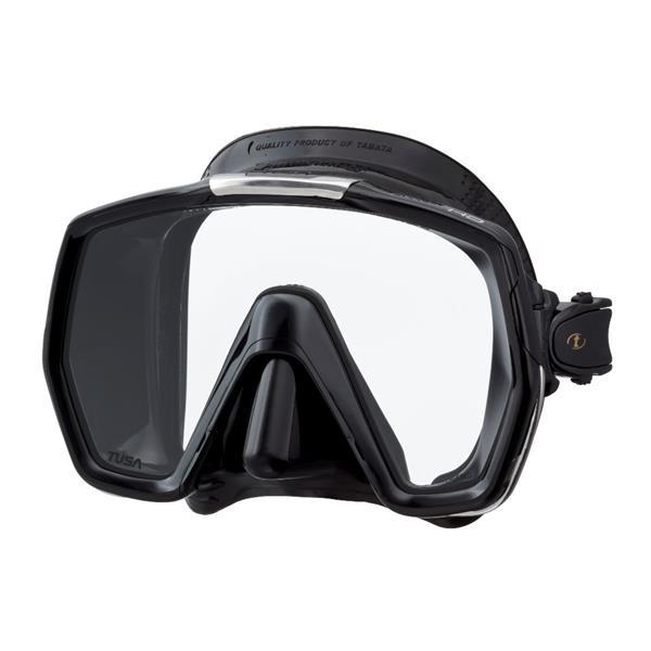 TUSA Tauchmaske M1001 Freedom HD - Schwarz