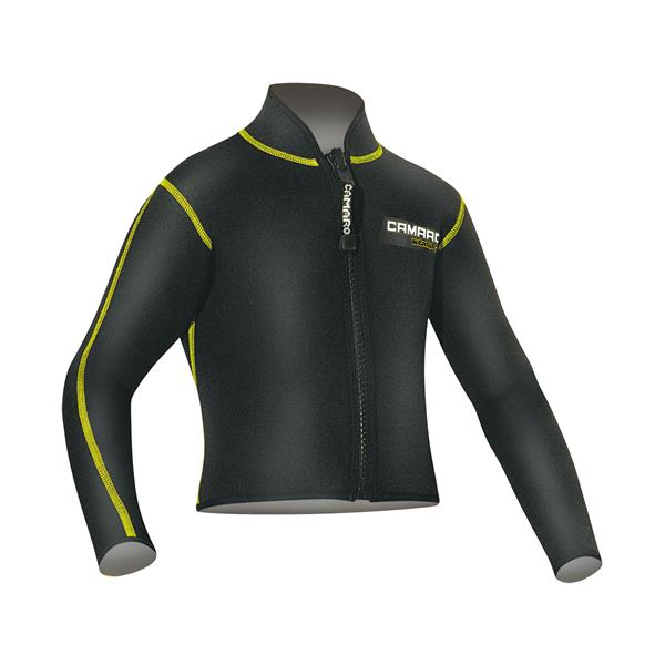Camaro Bolero Junior - Kinder Neoprenbolero / Neoprenjacket 3mm