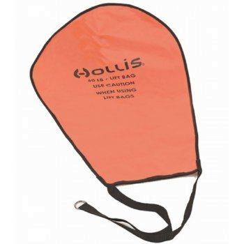 Hollis Hebesack 27 kg / 60 LB Orange