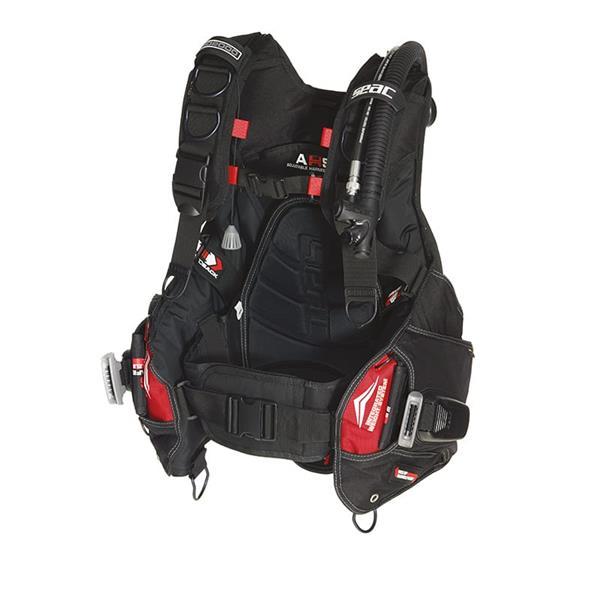 Seac Sub Tarierjacket PRO 2000 HD