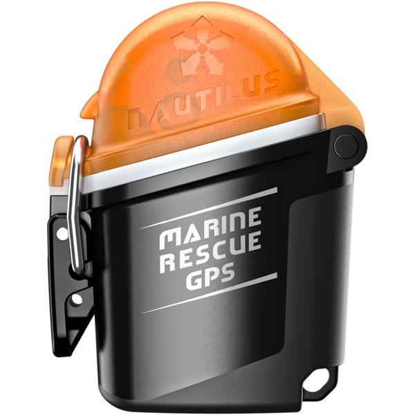 Nautilus Lifeline - Marine Rescue GPS Schwarz