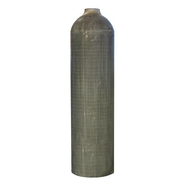 MES Aluminium Set 1x 11,1L 207 bar mit Ventil 12400 + 1x 11,1L 207 bar mit Ventil 12400RE
