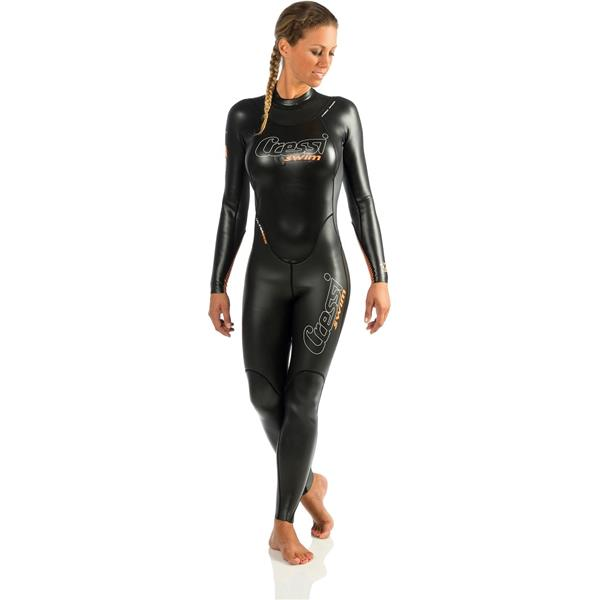 Cressi Sub 1,5mm Swimming Suit Triton Women