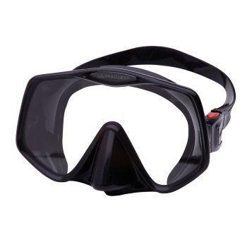 Atomic Aquatics Frameless 2 Maske schwarz