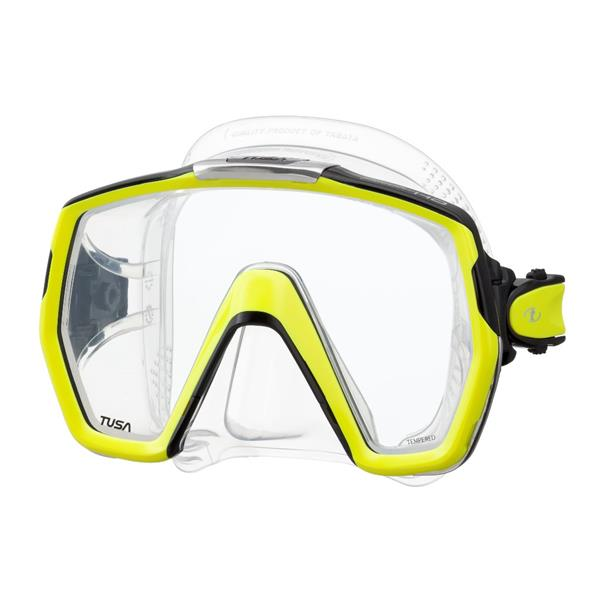 TUSA Tauchmaske M1001 Freedom HD - Transparent