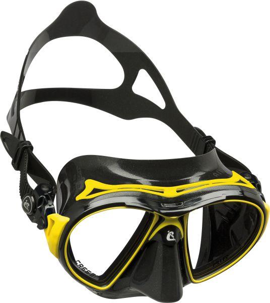 Cressi Sub AIR BLACK Maske
