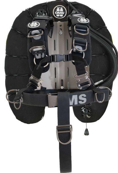 OMS Comfort Harness III Signature Deep Ocean