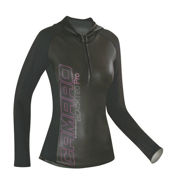 Camaro Damen Blacktec Hoody Shirt