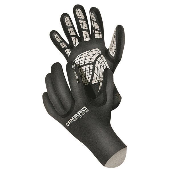 Camaro Titanium Thermo Glove 3mm