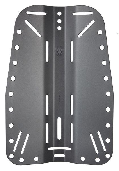 OMS Aluminium Backplate ohne Hardware