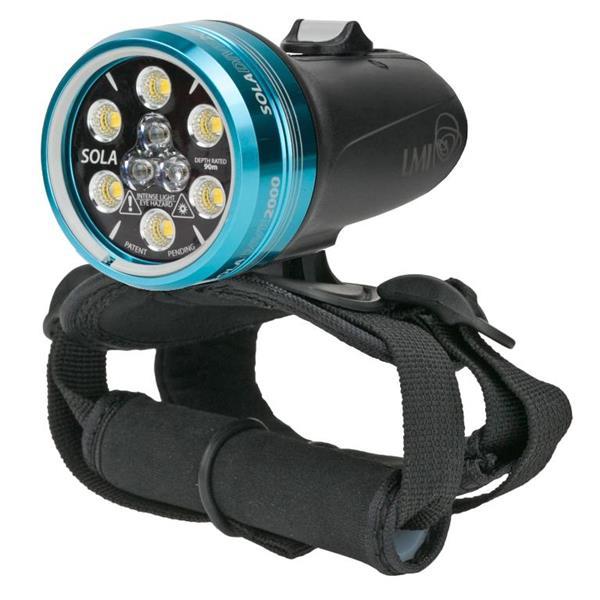 Light&Motion SOLA Dive 2000 S/F