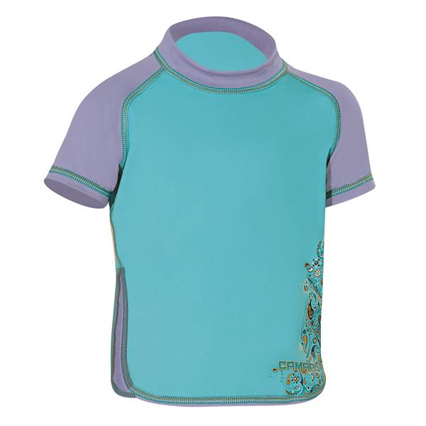 Camaro Toddler Girls Shirt SS - Kurzarmshirt