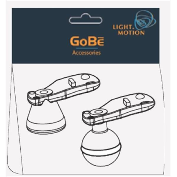 Light&Motion GoBe Foto und Video Adapter Kit