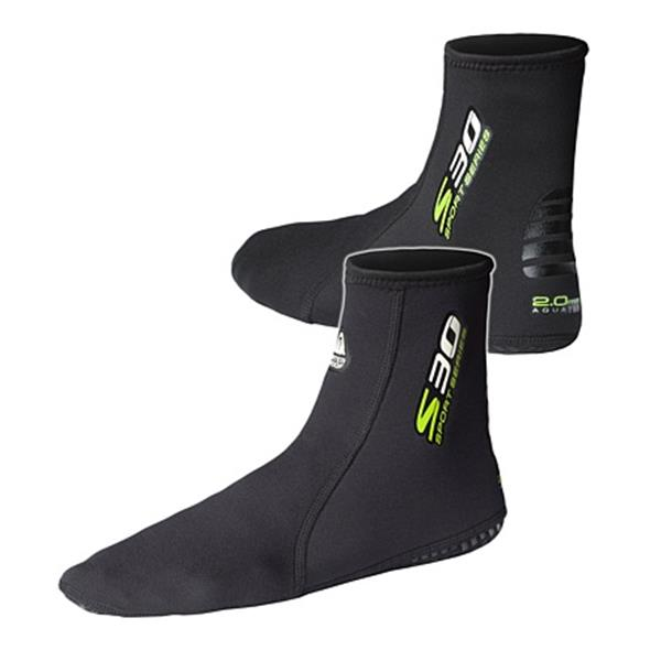 Waterproof Socken S30 - 2mm Modell 2018