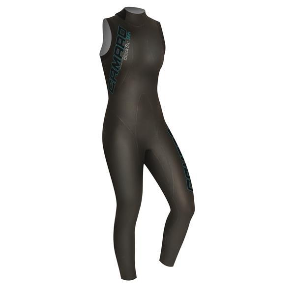 Camaro BlackTec Skin 7/8 Longsuit - Damenmodell