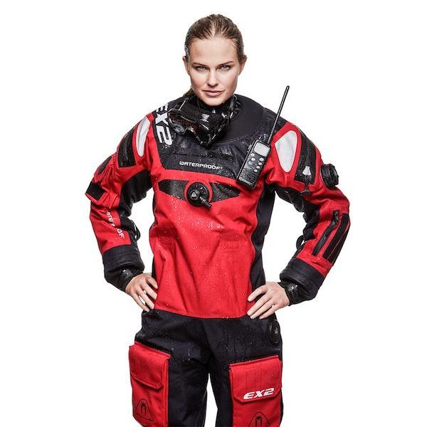 Waterproof EX2 Lady Red