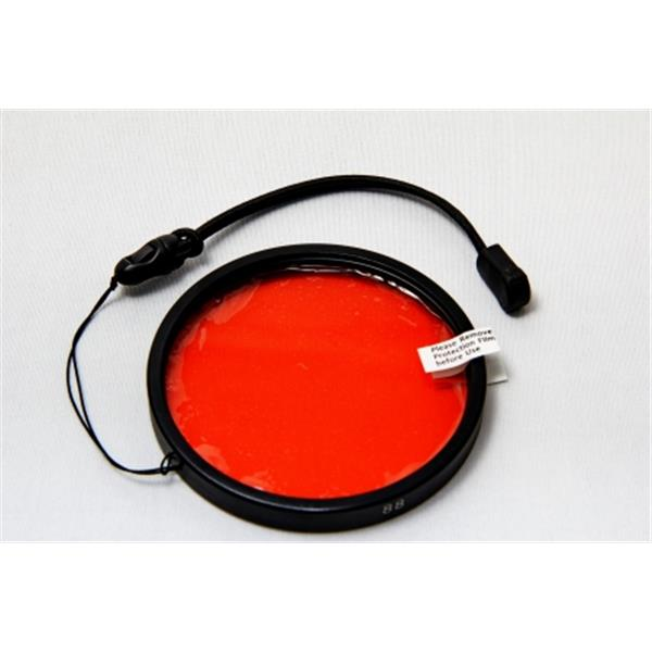 Intova Rotfilter 87,5mm für Weitwinkelobjektiv (Intova IC-14)