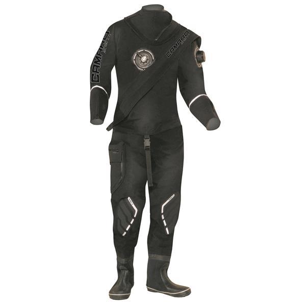 Camaro Trockentauchanzug PROTEC 1.0 Drysuit - Herrenanzug