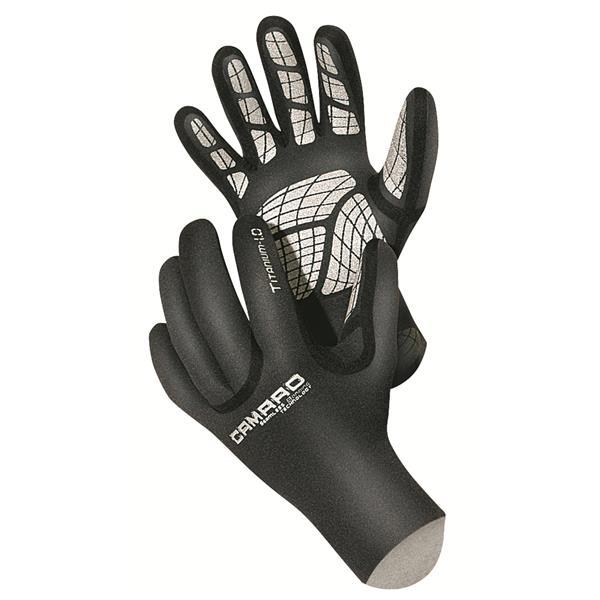 Camaro Titanium Thermo Glove 1mm