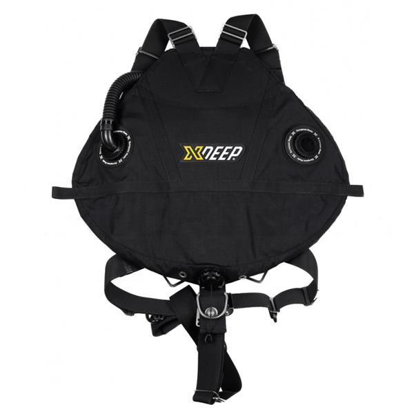 XDEEP Stealth 2.0 REC Set - Sidemountsystem für Sporttaucher