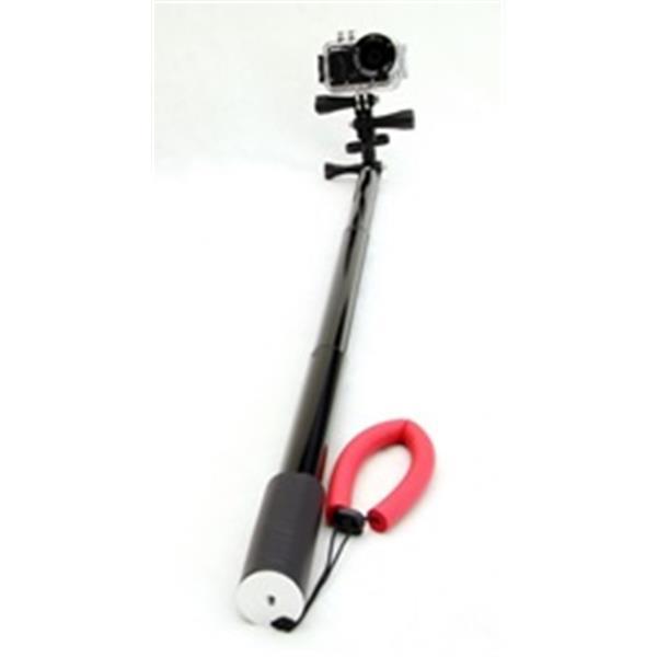Riff Mono Stativ 35 - 90cm für ActionCams - Selfie Stick