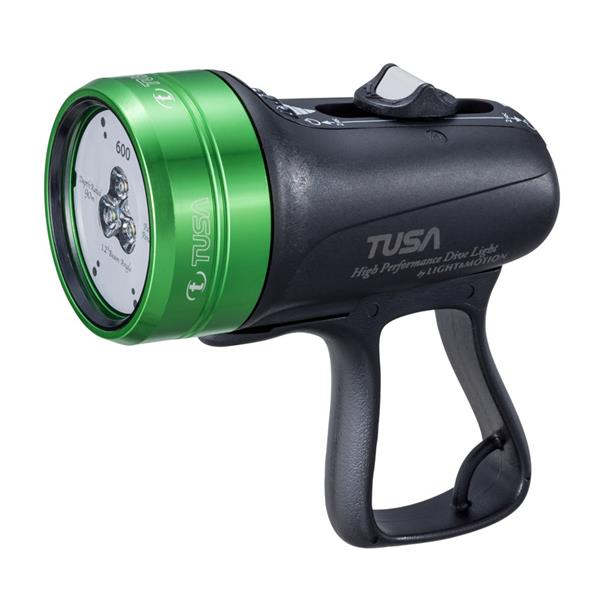 Tusa Tul-600 mit 12 Grad Spot und 600lm