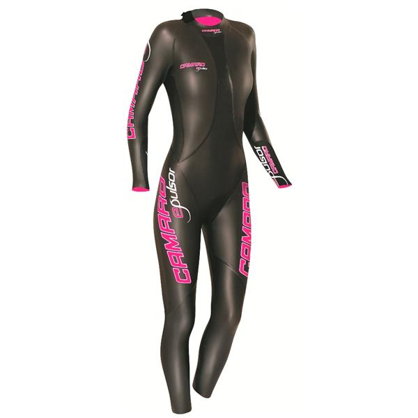 Camaro Triathlon-Wettkampfanzug E-Pulsor Overall 5/2mm - Women