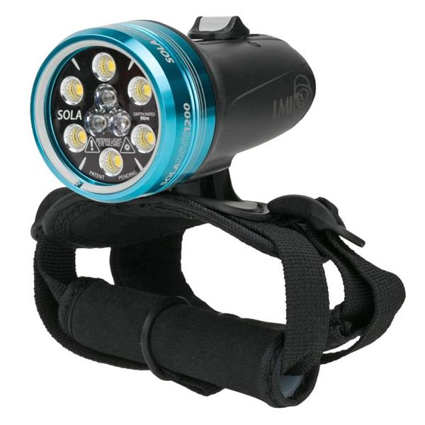 Light&Motion SOLA Dive 1200 S/F