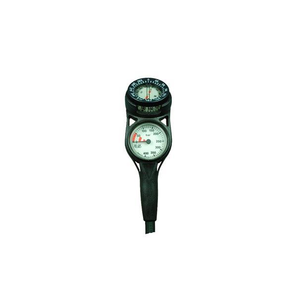 Polaris Slime Line Zweierkonsole mit Kompass