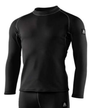 Waterproof Body X Oberteil Herren - Fleece-Unterzieher