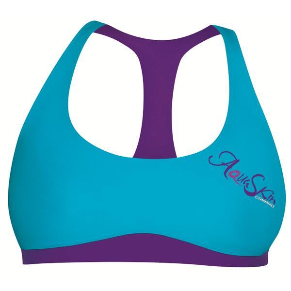 Camaro Aquaskin Bikini Top blau