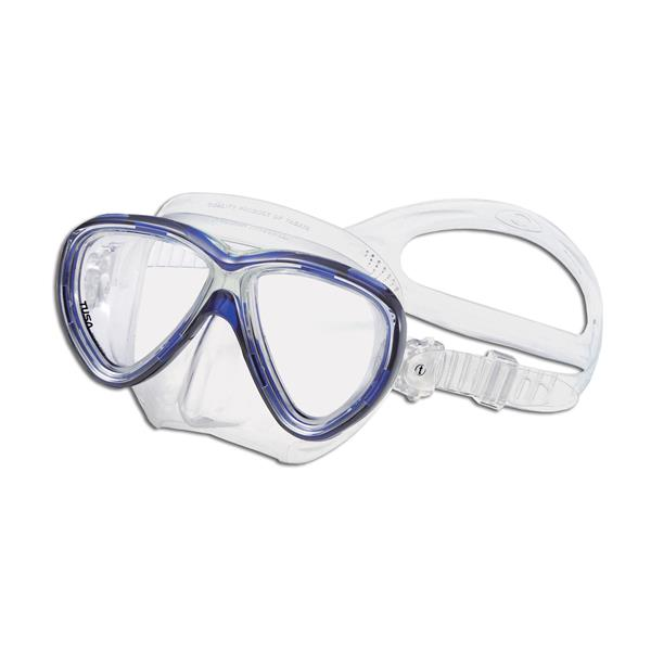 TUSA Tauchmaske M-211 Freedom One - Transparent